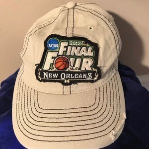 Adidas NCAA 2012 Final Four New Orleans Hat